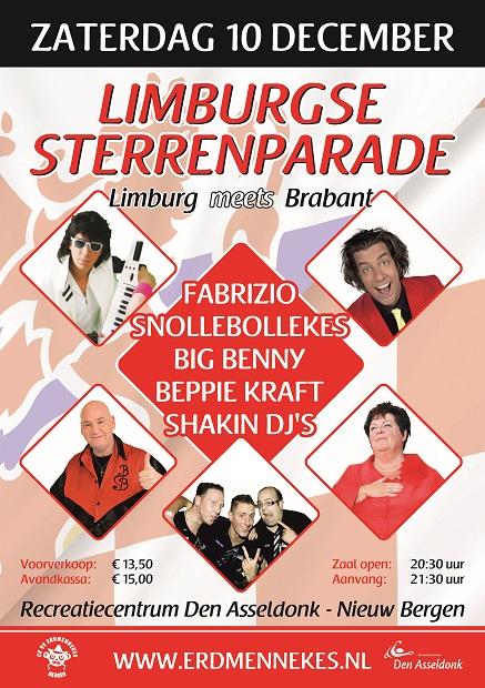 Limburgse Sterrenparade 2016